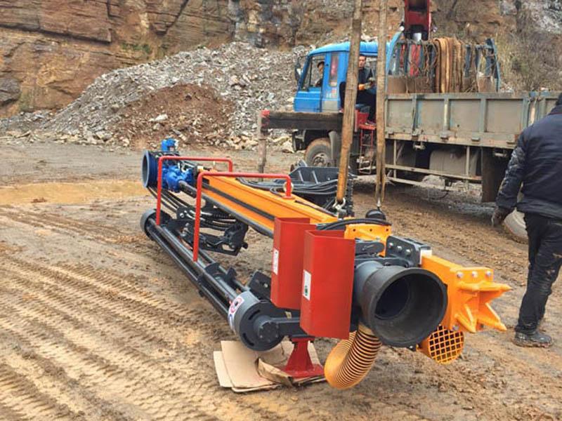 挖机改钻机价格