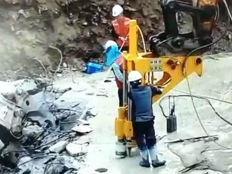 岩石取芯鑽機